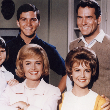 donna Reed show cast photo for blog